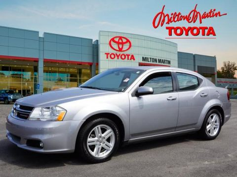 Pre-Owned 2013 Dodge Avenger SXT FWD SXT 4dr Sedan