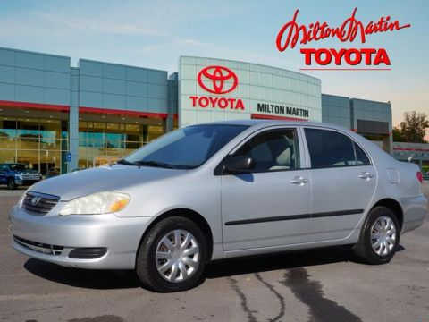 Pre-Owned 2006 Toyota Corolla CE FWD CE 4dr Sedan w/Automatic