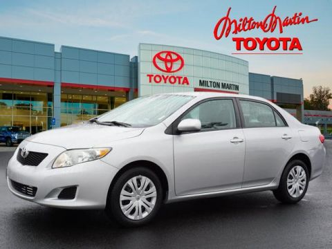Pre-Owned 2010 Toyota Corolla XLE FWD XLE 4dr Sedan 4A