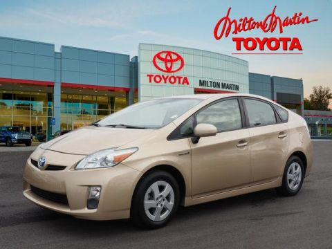Pre-Owned 2010 Toyota Prius II FWD II 4dr Hatchback