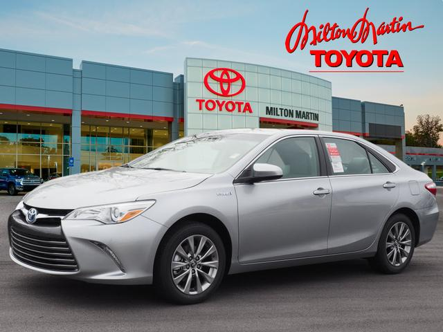 new 2017 toyota camry hybrid xle xle 4dr sedan in gainesville 37608 milton martin toyota. Black Bedroom Furniture Sets. Home Design Ideas