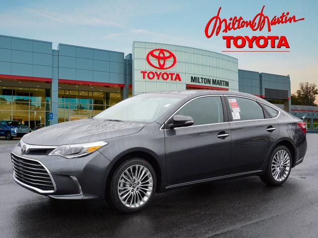 new 2017 toyota avalon limited limited 4dr sedan in gainesville 36985 milton martin toyota. Black Bedroom Furniture Sets. Home Design Ideas