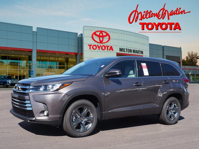 new 2017 toyota highlander limited platinum limited platinum 4dr suv in gainesville 37476. Black Bedroom Furniture Sets. Home Design Ideas