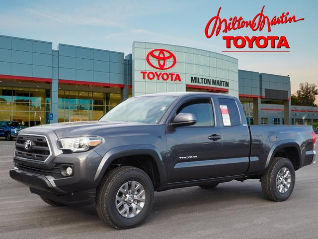 new 2017 toyota tacoma sr5 4x2 sr5 4dr access cab 6 1 ft sb in gainesville 37593 milton. Black Bedroom Furniture Sets. Home Design Ideas